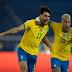 Seleção brasileira sofre, mas avança na Copa América