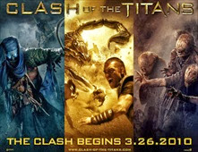 سلسلة افلام الاكشن Clash of the Titans
