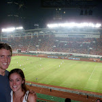 A look at a year-long experience in China that among other things got me interested in soccer *ehem football