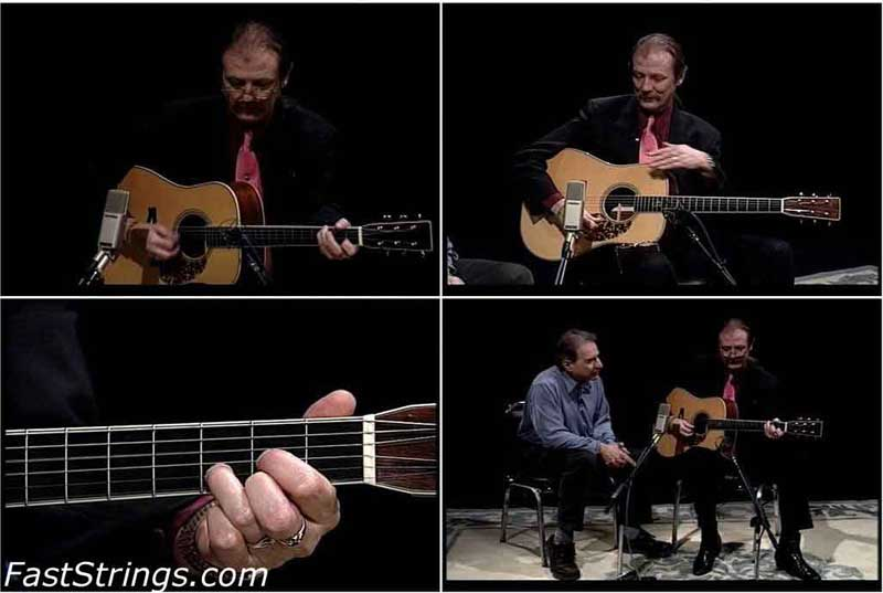 The Tony Rice Guitar Method