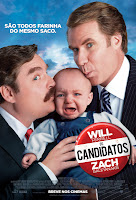 Resenha e cartaz do filme Os Cadidatos (The Campaign), de Jay Roach