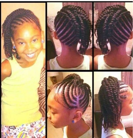 All Hair Makeover Different Weaving Styles For Kids