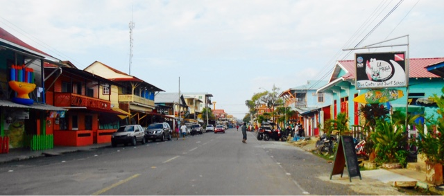 Bocas Town Isla Colon