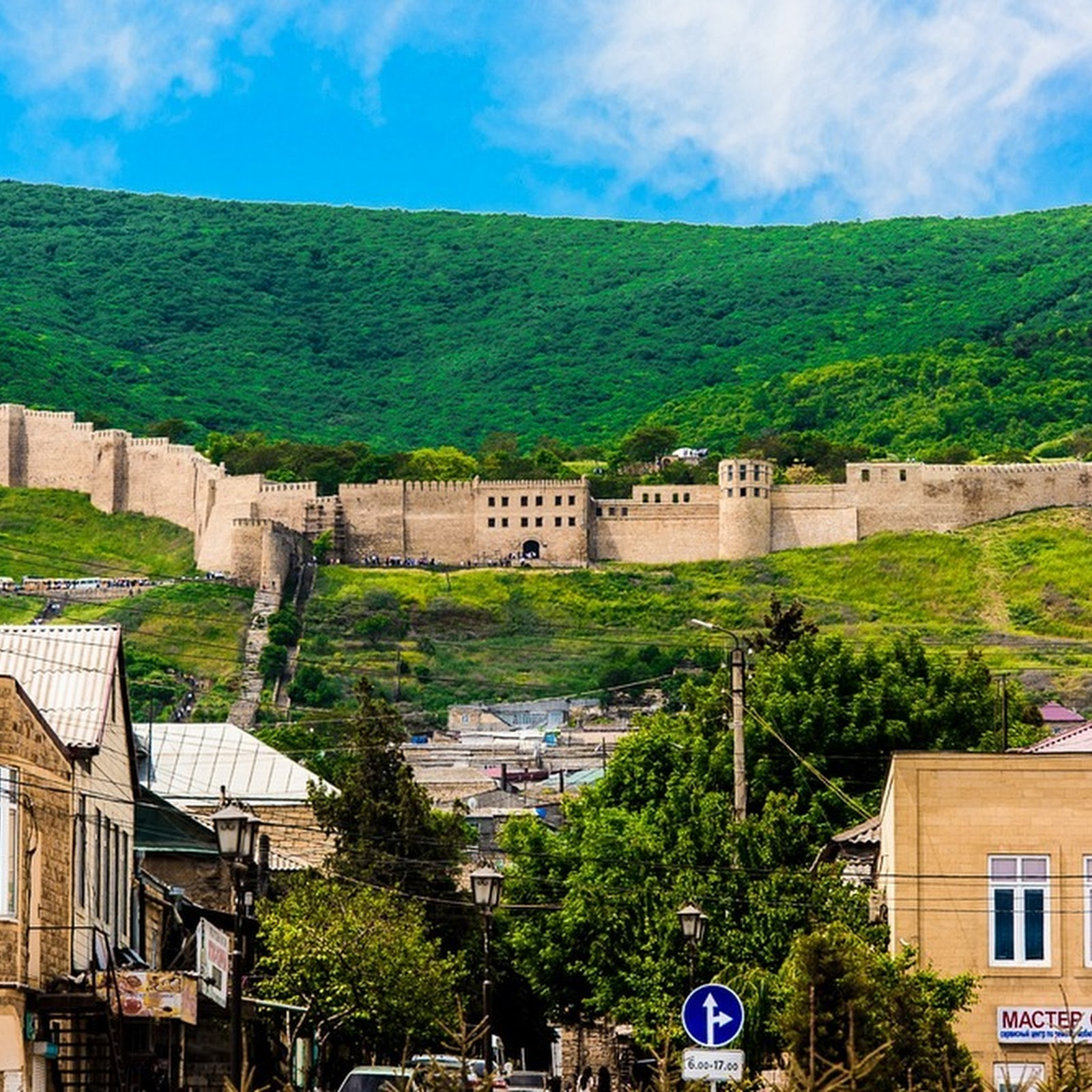 Derbent: Russia's Oldest City