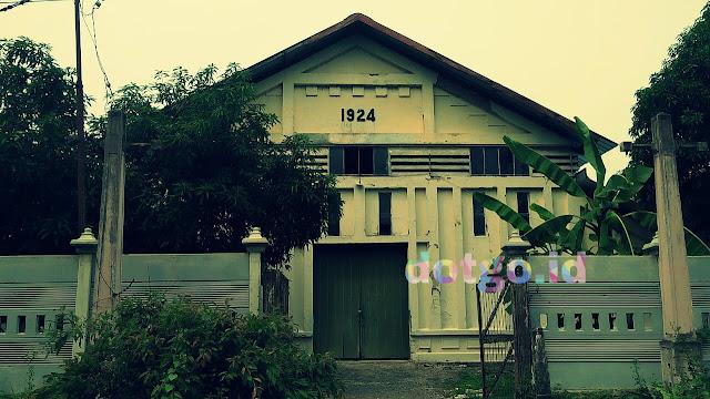 Pabrik tua di sang hyang seri sukamandi ciasem tempat yang angker di subang