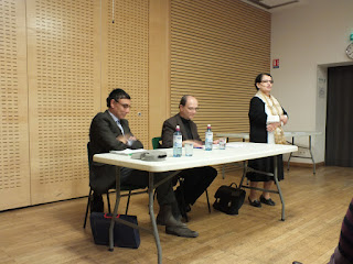 Fraternité conference 10nov15