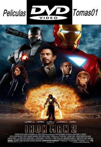 Iron Man 2 (2010) DVDRip