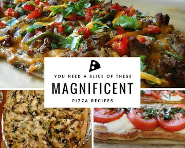 23 Magnificent Pizza Recipes: You Need A Slice Asap