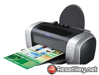 Epson C66 Waste Ink Pads Counter Reset Key