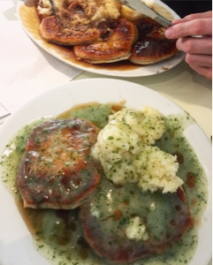 walton pie and mash