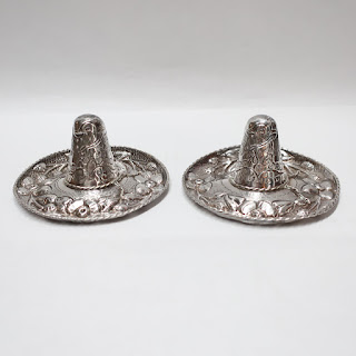 Sterling Silver Sombreros