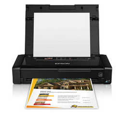 Epson WorkForce WF-100  driver download for windows mac os x linux