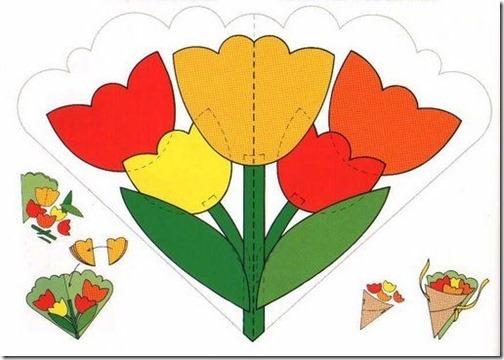 manualidades flores eva dia de la madre (5)