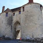 Ancien château : porte Saint-Pierre