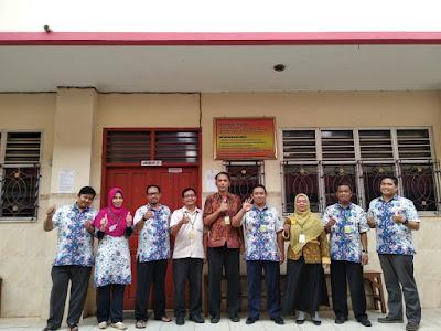 Alhamdulillah - UNBK SMP Berjalan Tertib dan Lancar