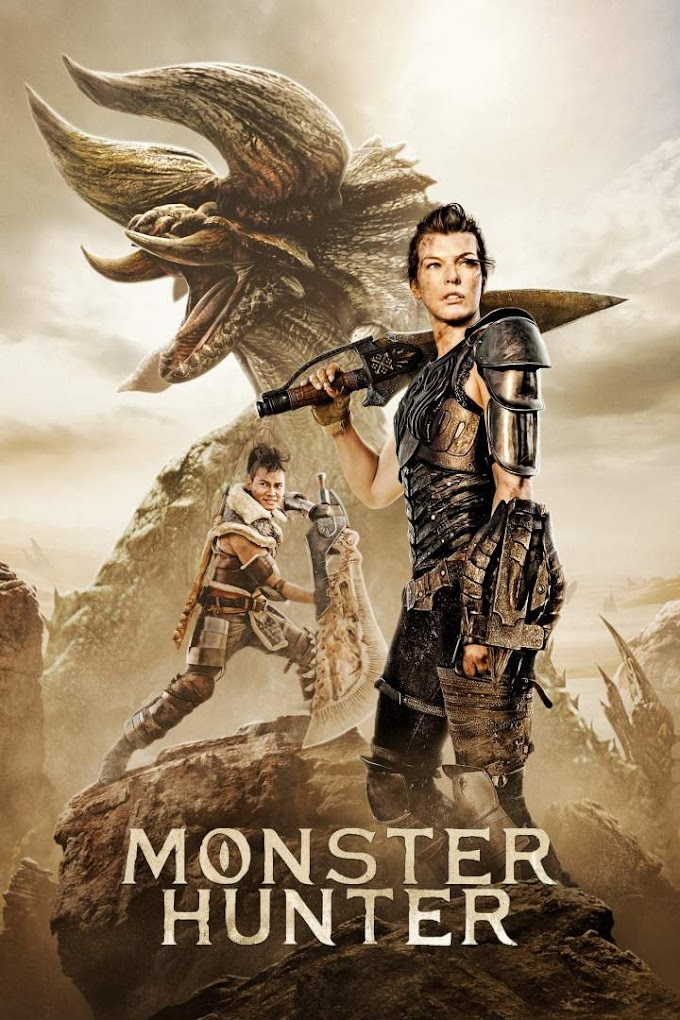 Movie: Monster Hunter (2020)
