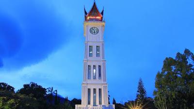 Jam Gadang Dibuka Kembali Bagi Pengunjung, Iklim Wisata Mulai Bergairah