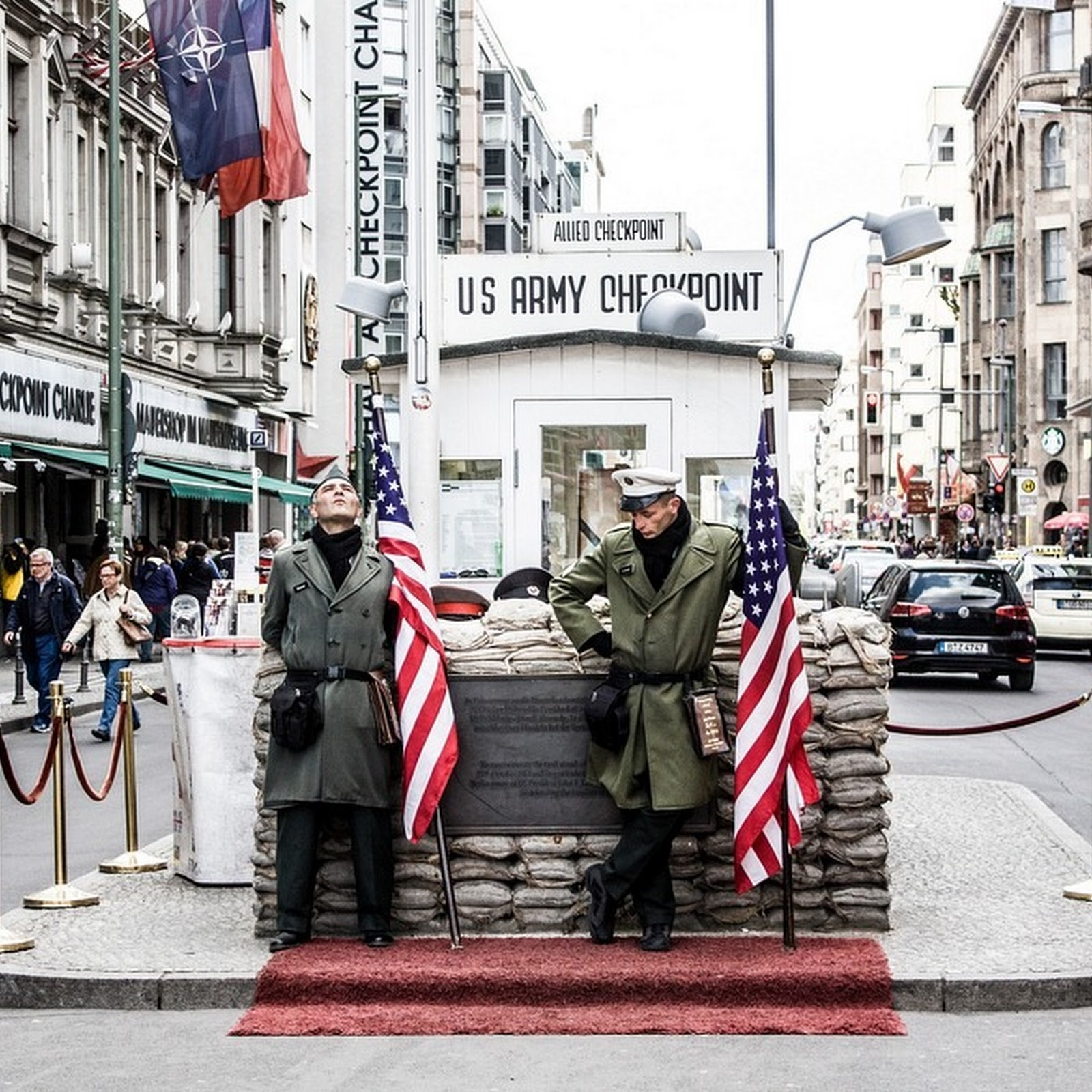 checkpoint charlie amusing planet. Black Bedroom Furniture Sets. Home Design Ideas