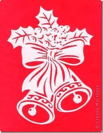 navidad arte recortado (14)