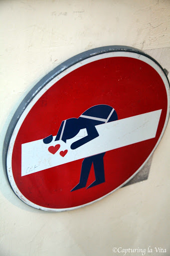 Florence Street Sign Art. From Finding the Hidden Secrets of Florence: 8 You Don't Want to Miss