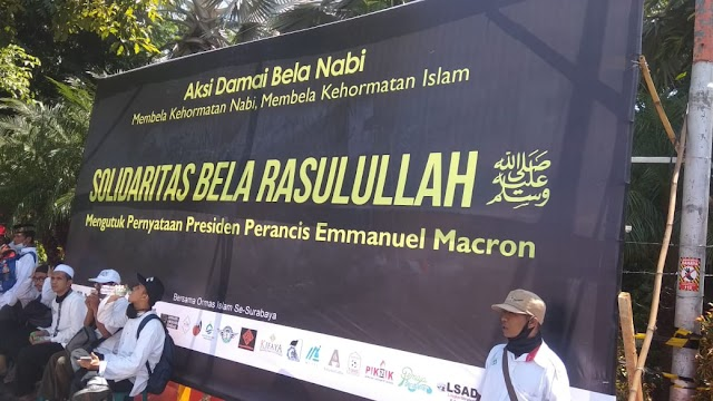 Ustaz Khoiruddin: Penghinaan Nabi adalah Kejahatan Besar