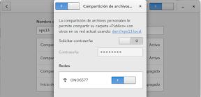 Configurar el sistema. Accesibilidad en Linux y otros. Compartir archivos.