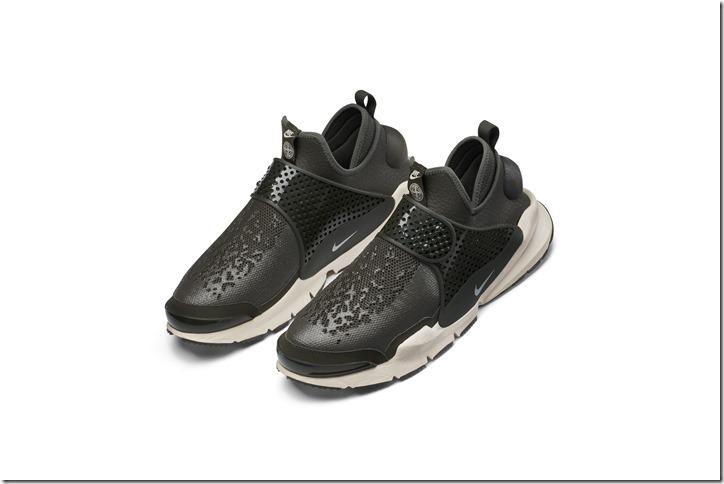 NikeLab x Stone Island Sock Dart Mid_6