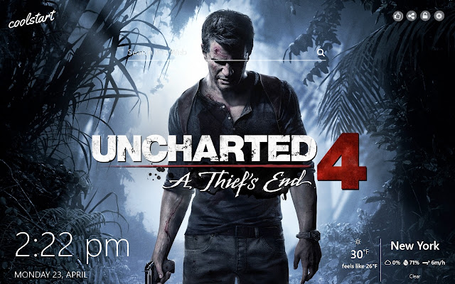 Uncharted 4 HD Wallpapers Games Theme