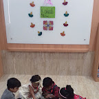Diwali Celebration by Nursery Evening Section at Witty World, Chikoowadi (2018-19)