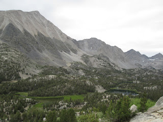 And the LIttle Lakes.  Lots of them  ©http://backpackthesierra.com