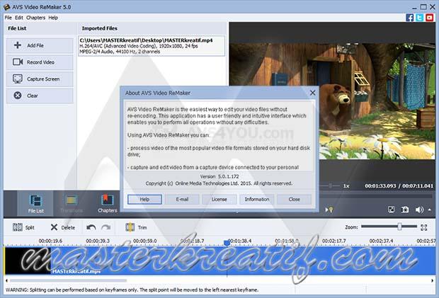 AVS Video ReMaker 5.0
