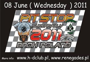 Photo: pitstop 2011