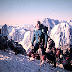 1975.07 Gail Nuttall Argentiere Chamonix.JPG