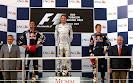 Podium 2009 Turkish F1 GP: 1. Button 2. Webber 3. Vettel