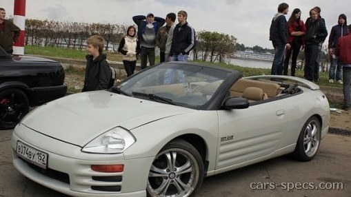 2001 mitsubishi eclipse spyder convertible specifications pictures prices. Black Bedroom Furniture Sets. Home Design Ideas