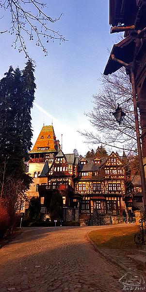 castel pelisor decembrie 2015