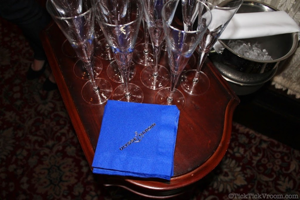 Ulysse Nardin Boca Raton Boutique Capital Grille Dinner 8616