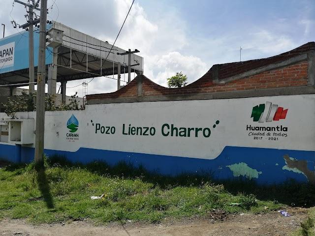 """Personal de CAPAMH realiza trabajos de reparación en el pozo """"Lienzo Charro"""""""