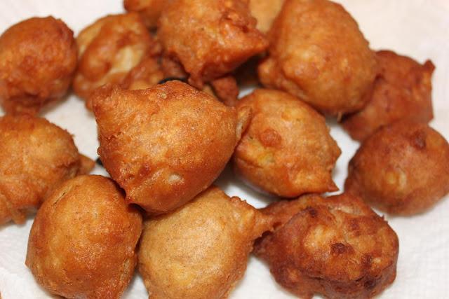 fried zeppole