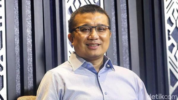 Elite Golkar Erwin Aksa Umumkan Positif Corona