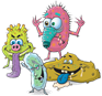 Cartoon_Germs_16657945 kopiera