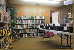 Final Chapter book store in Bouse, AZ