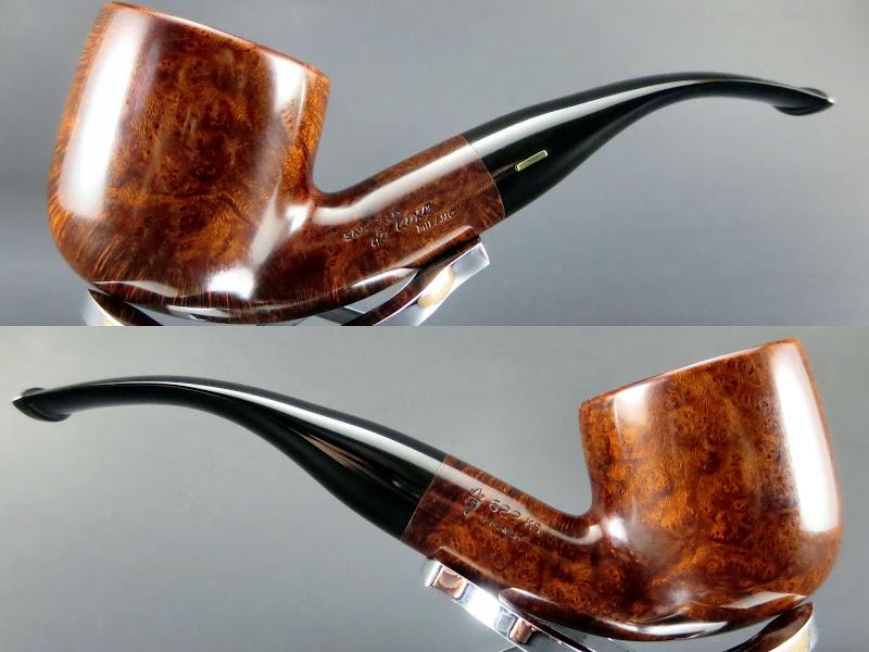 Savinelli De Luxe Milano 622KS Restoration Xx_savdlm622ks001
