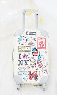 [Review] Peripera Fashion People Carrier New Yorker Set