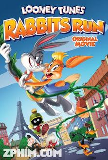 Cuộc Phiêu Lưu Của Thỏ Bunny - Looney Tunes: Rabbit Run (2015) Poster