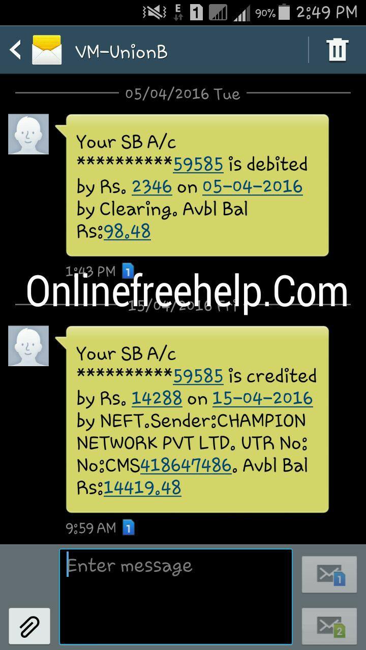 Ghar Baithe Mobile Se Kamaye 500 Se 1000 Rupees Day (Earn Money To ...
