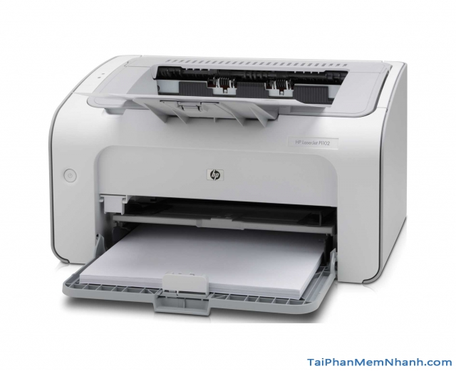 Hướng dẫn cài đặt máy in HP laserjet p1102 cho Windows