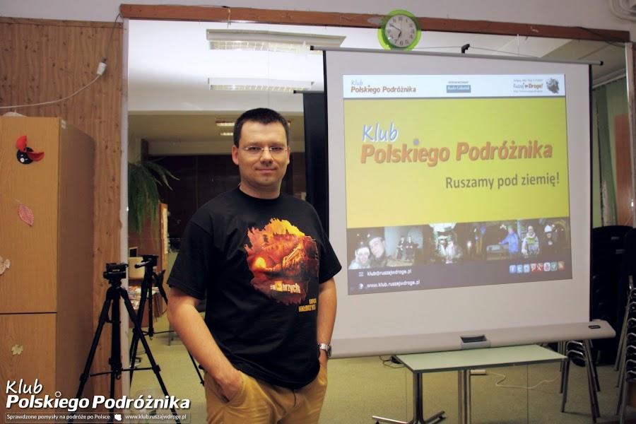Chcesz posłuchać o podziemiach w Polsce?
