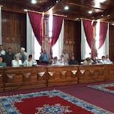 Clausura en Chauen del III Curso de Islam de la Cátedra Toledo y Junta Islámica (2008-Jun-18)