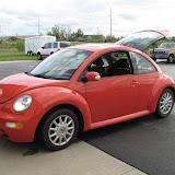 2005 Volkswagen Beetle - 12 Gallon Trekker